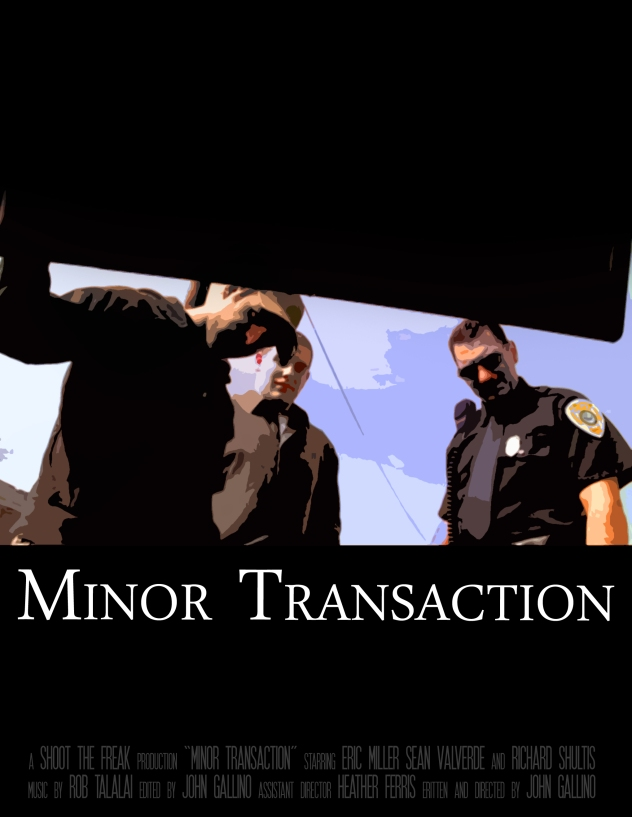 Minor Transaction film poster